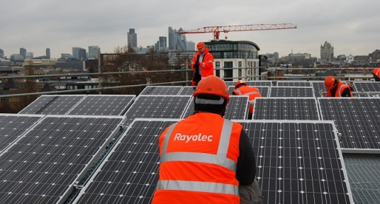 Rayotec Commercial Solar PV
